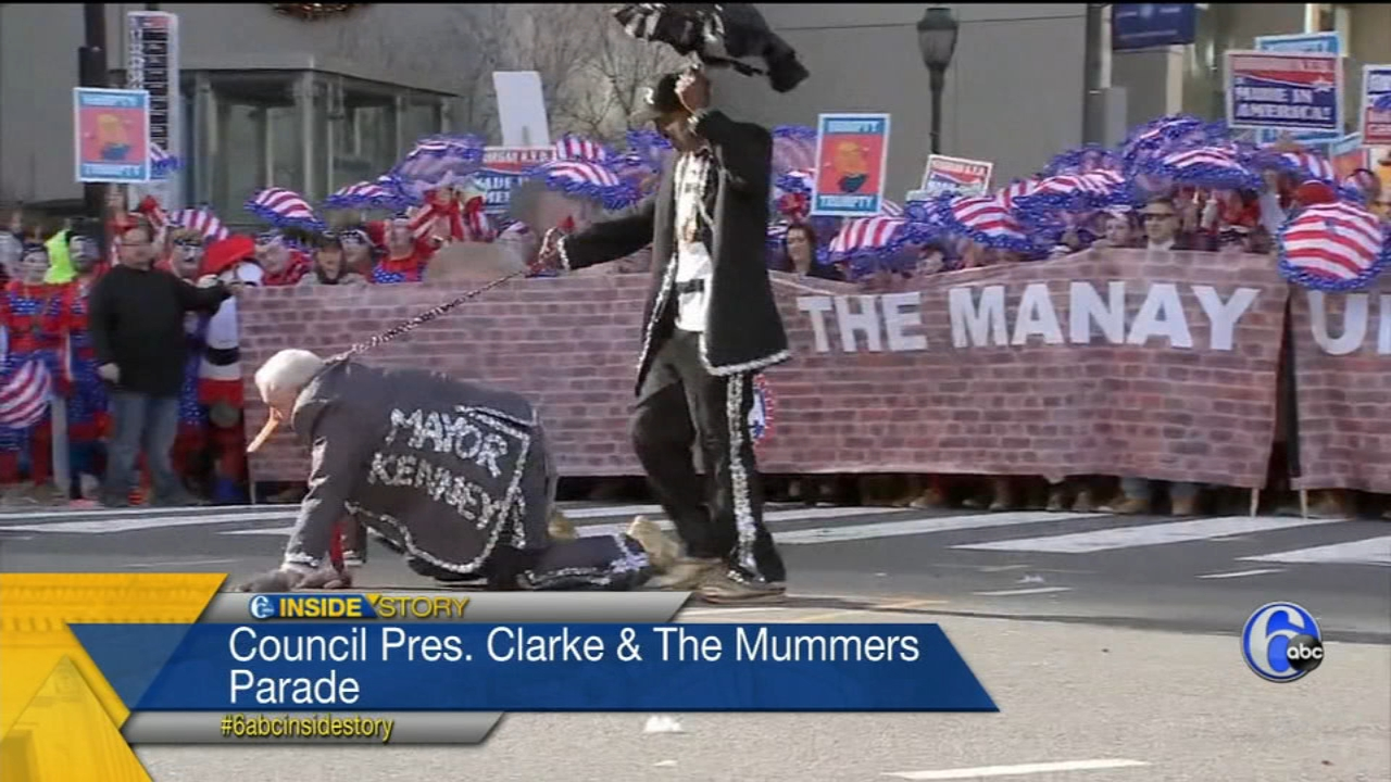 The Insiders continue the hot button debate on the Mummers depiction of Jay-Z and Mayor Kenney and the soda tax is in the headliens again.