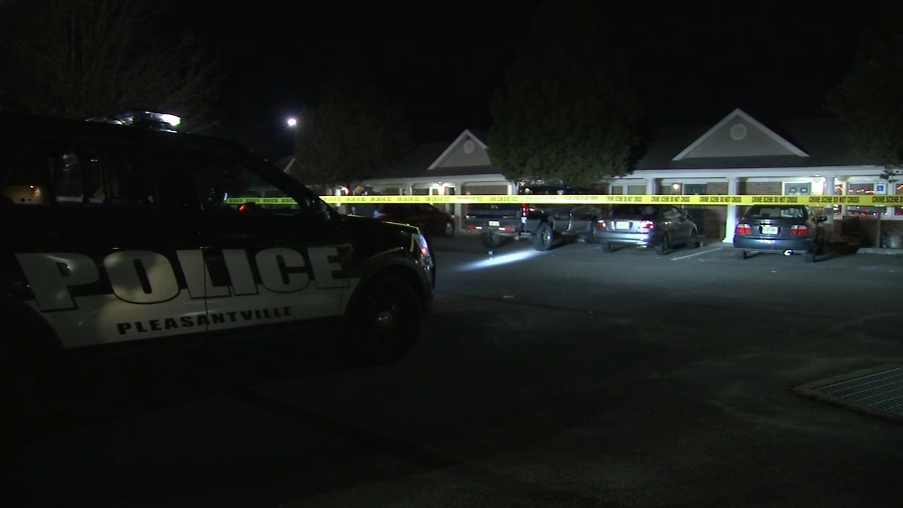 Woman shot in Pleasantville hotel parking lot. Tamala Edwards reports during Action News Mornings on January 7, 2019.
