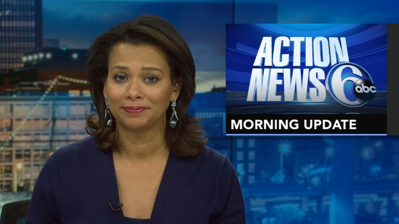 Tamala Edwards reports, and meteorologist David Murphy has the latest from AccuWeather, during the Action News Morning Update on January 7, 2019.