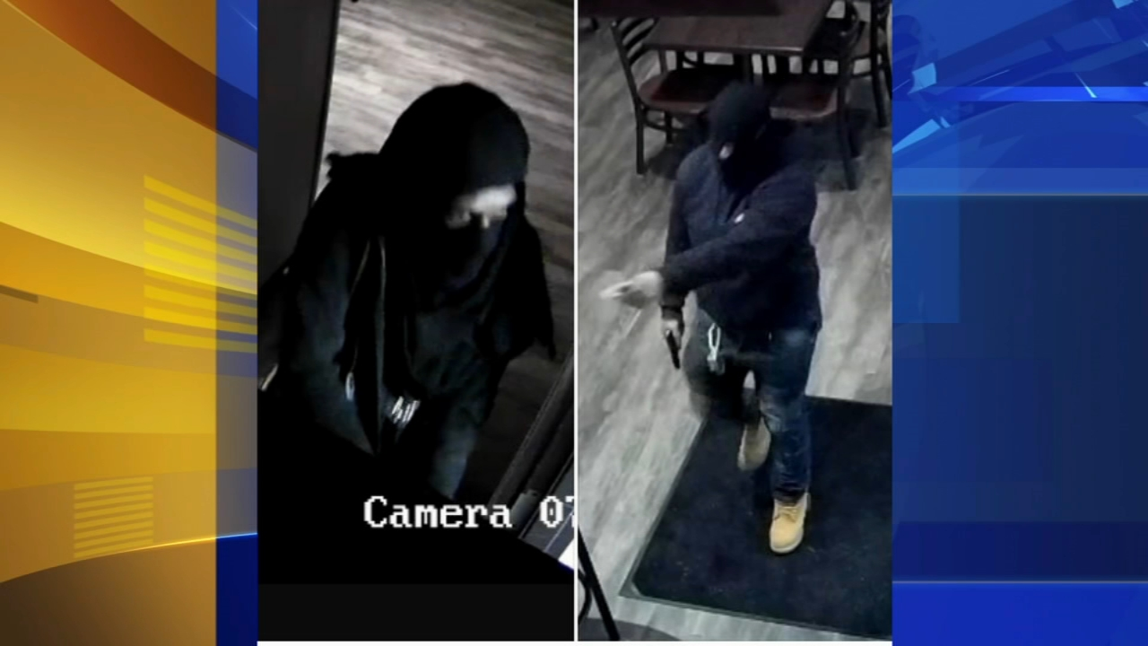 Delco bar robbery may be connected to series of Philly robberies. Katie Katro reports during Action News at 4 p.m. on January 8, 2018.