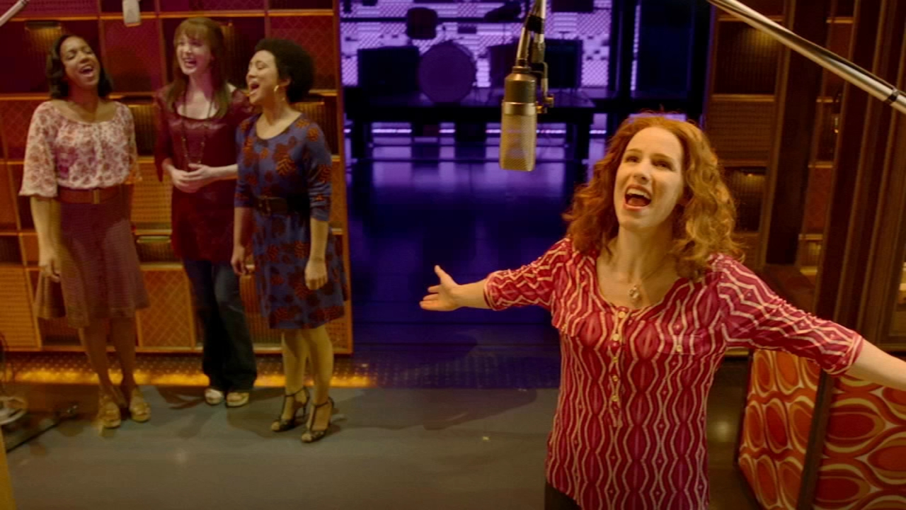 Beautiful: The Carole King Musical now playing at the Academy of Music - Alicia Vitarelli reports during Action News at 4pm on January 9, 2019.