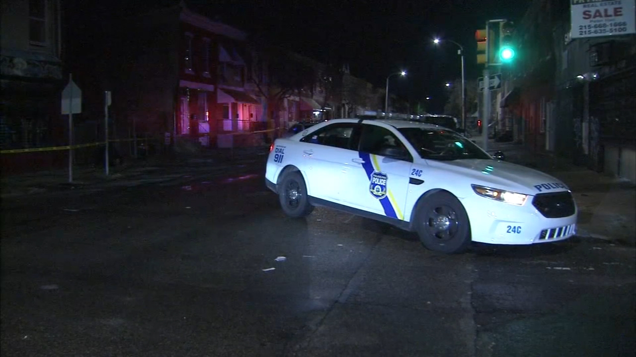 Man hears name, shot multiple times in North Phila. Tamala Edwards reports during Action News Mornings on January 9, 2019.