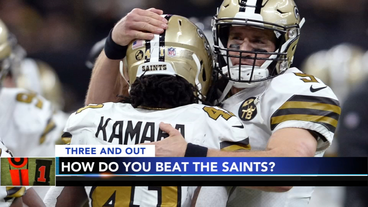 Ducis and Jaws preview Sundays Divisional Round matchup and outline how the Eagles can turn the tables on the Saints.