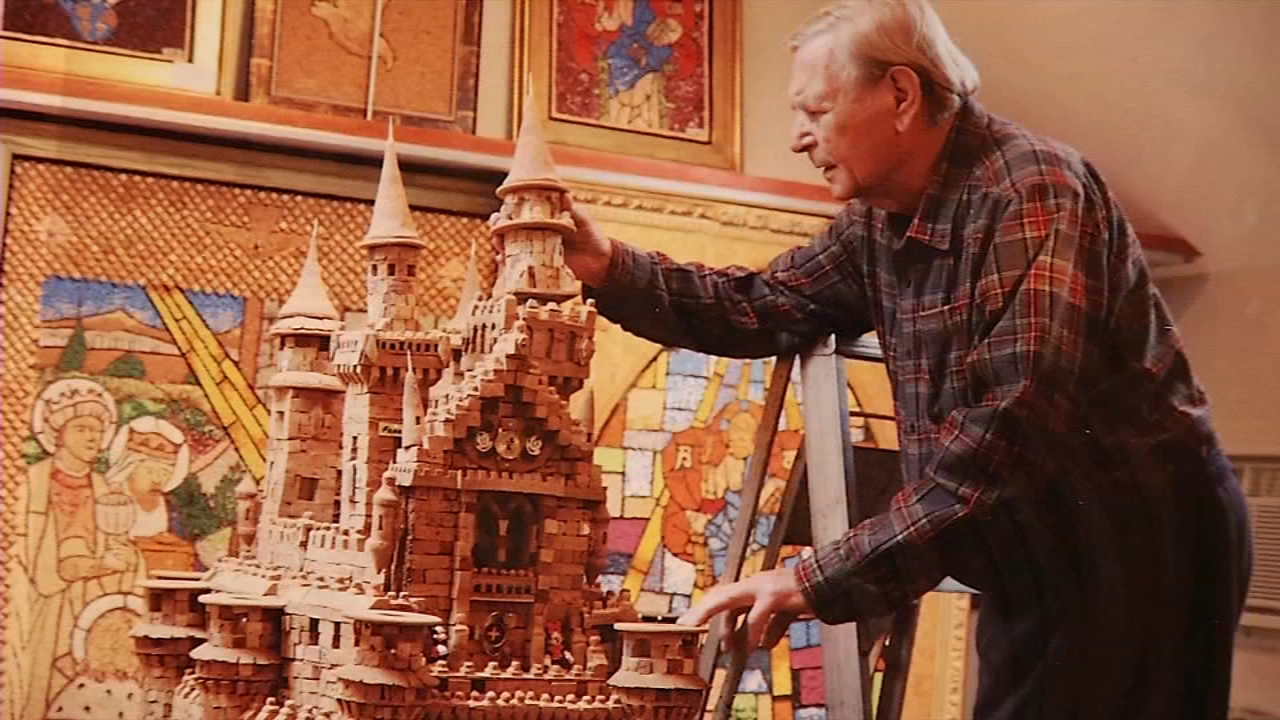Art of Aging: Huntingdon Valley man creates Disney magic. Tamala Edwards reports during Action News at 12 p.m. on January 10, 2019.