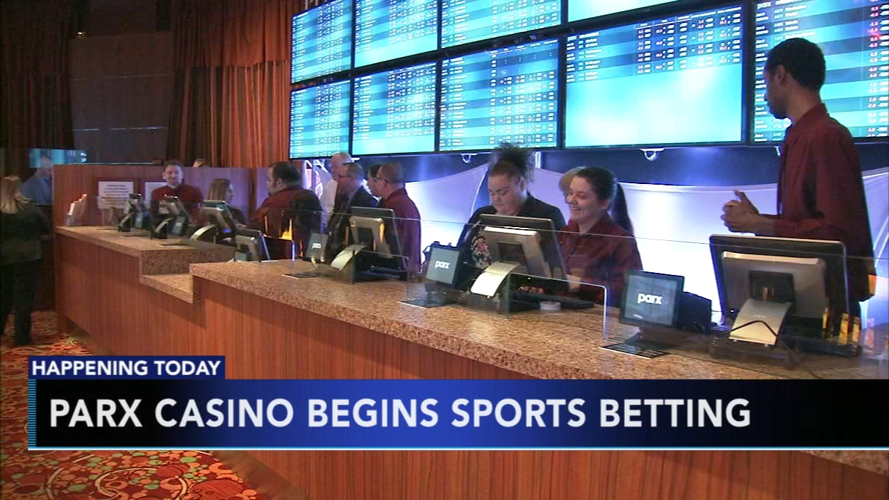 Parx Casino begins sports betting. Tamala Edwards reports during Action News Mornings on January 10, 2019.