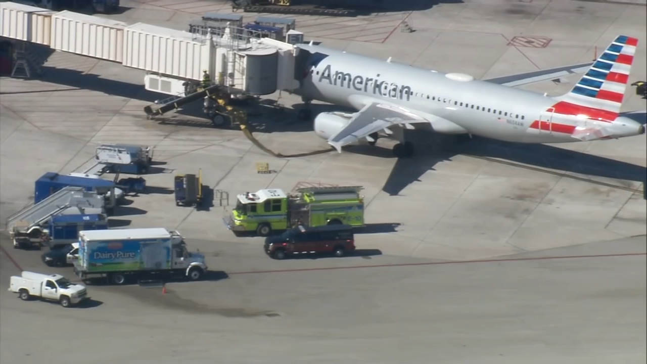 5 crew members taken to hospital after Philly to Ft. Lauderdale flight. Watch this report from Action News at 4pm on January 10, 2019.