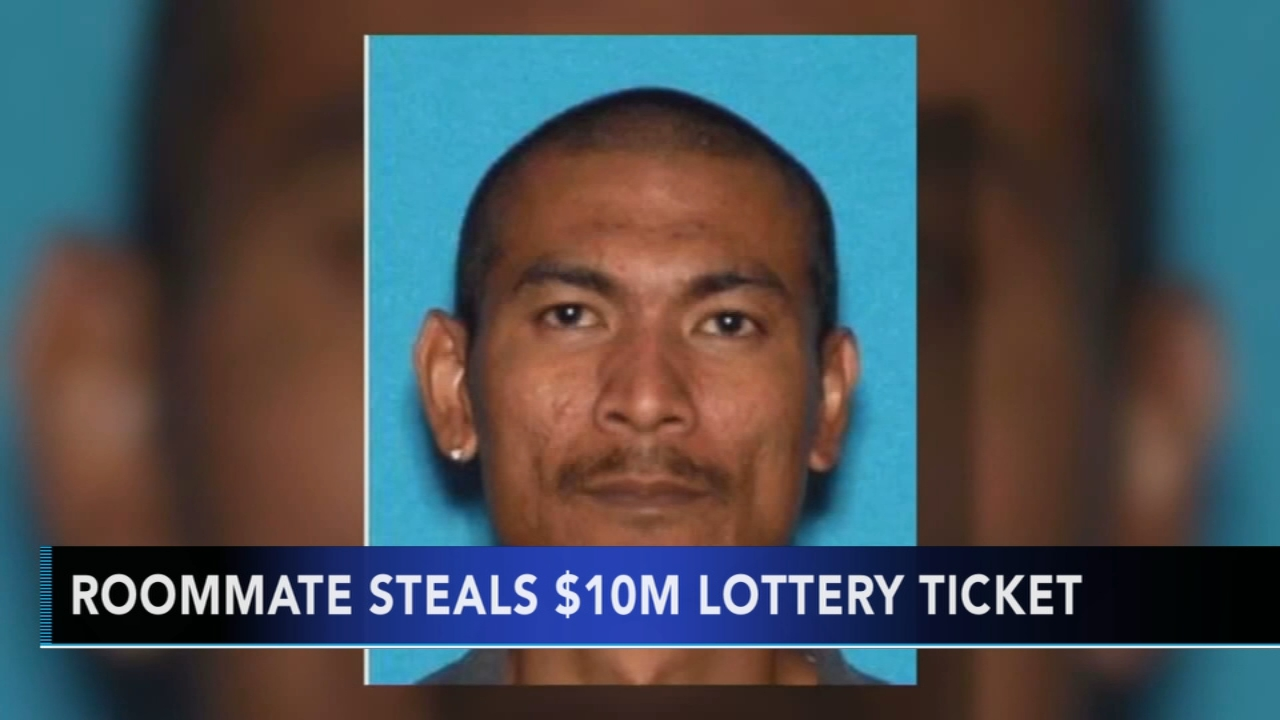 Roommate steals $10M lottery ticket. Matt ODonnell reports during Action News Mornings on January 10, 2019.