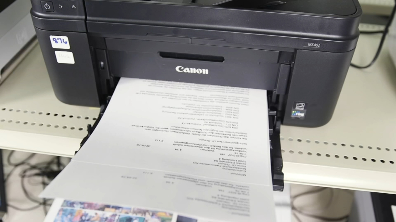 Consumer Reports: Making your pricey printer ink last longer - Nydia Han reports during Action News at 4:30pm on January 10, 2019.