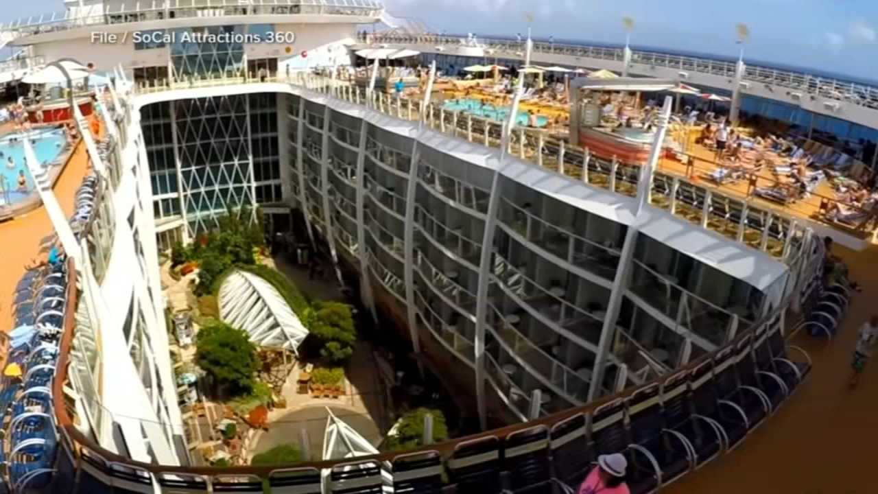 Norovirus outbreak sickens 277 on Oasis of the Seas. Victor Oquendo reports during Action News at 12:30 p.m. on January 11, 2019.