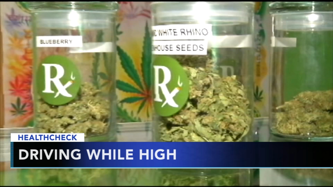 Research shows many medical marijuana patients are driving while high. Gray Hall reports during Action News at 9 a.m. on January 12, 2019.