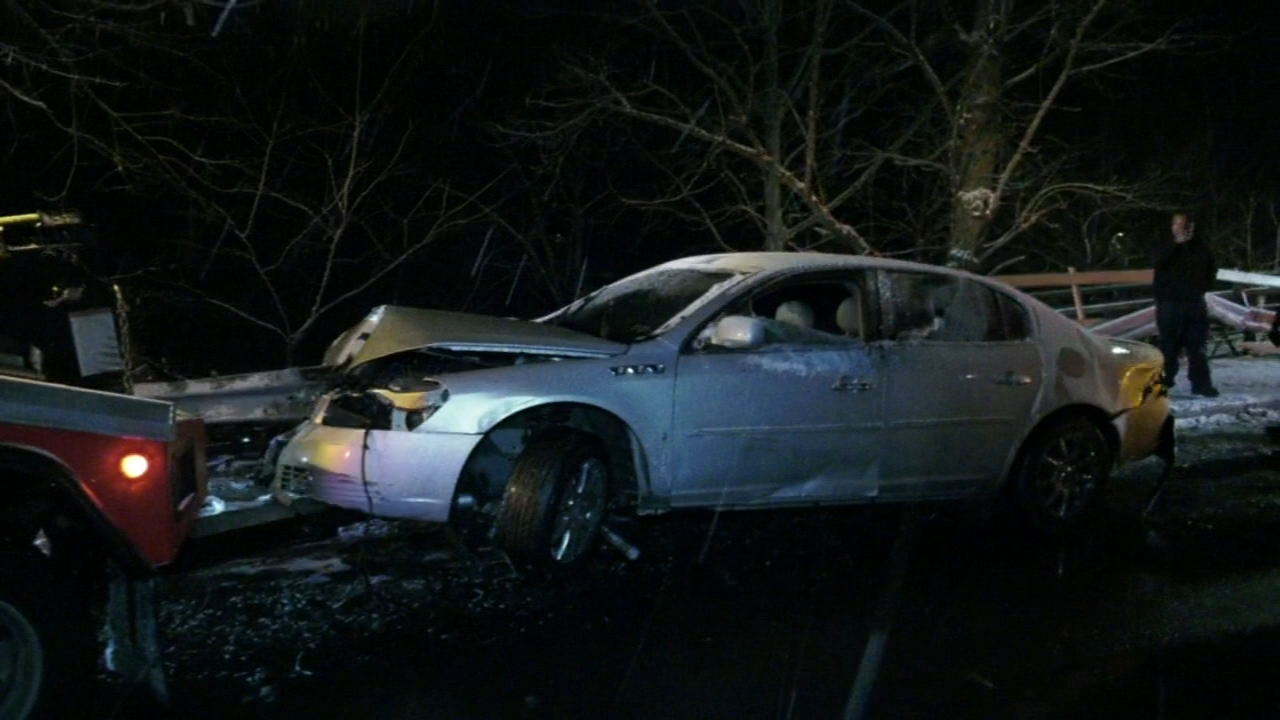 Driver facing DUI charges after Fairmount Park crash. Watch this report from Action News Mornings on January 13, 2019.