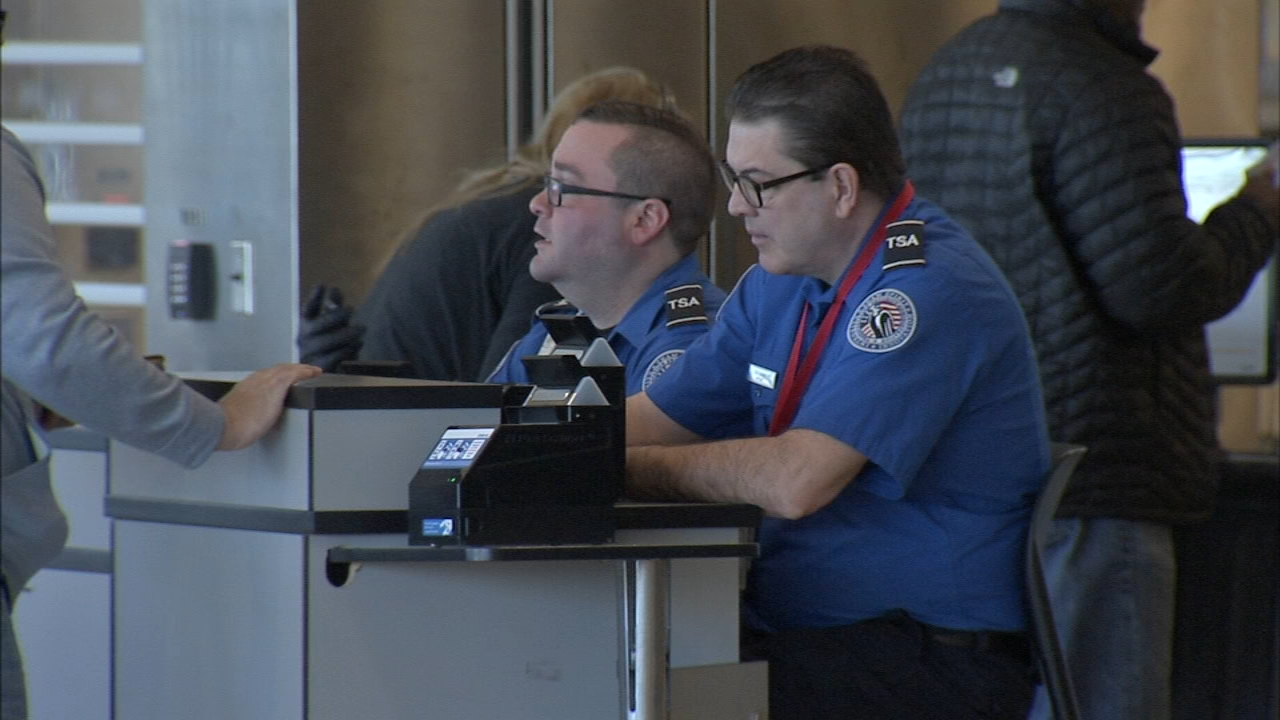TSA agents are essential government workers, and with the partial government shut- down entering its 25th day as reported by Dann Cuellar during Action News at 11 on January 15, 20