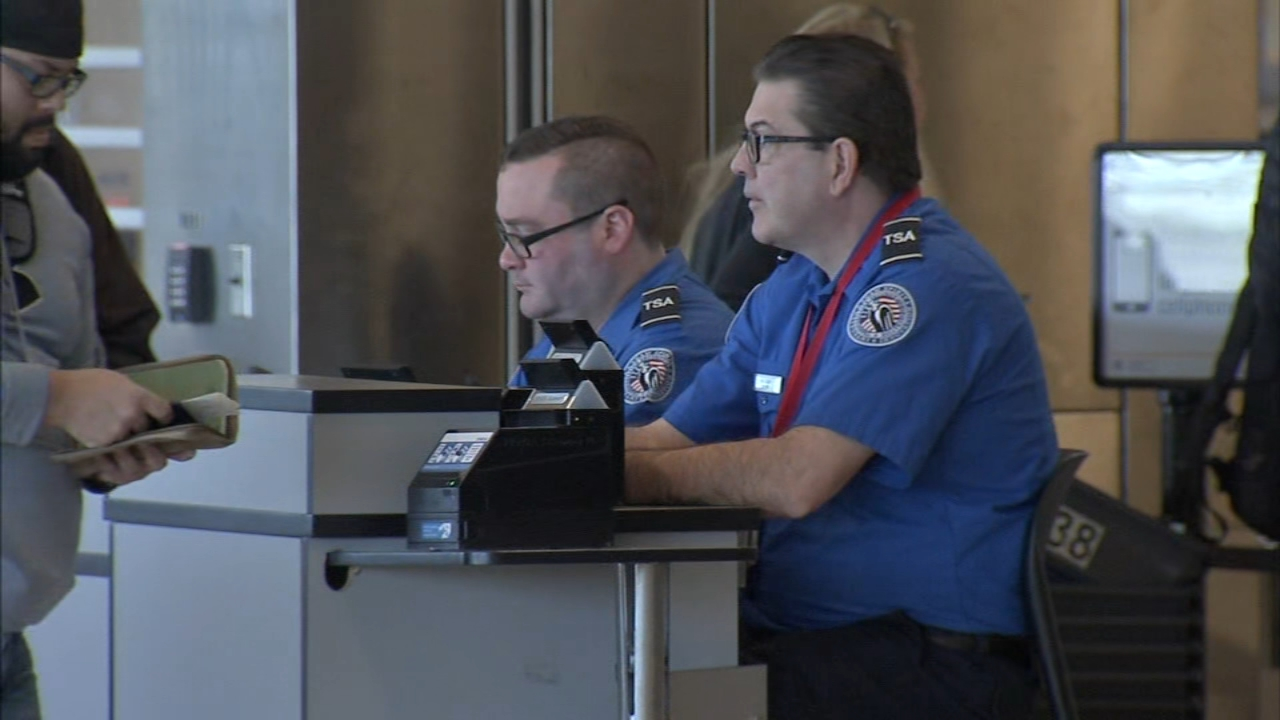 Philabundance sends food for furloughed TSA workers: Maggie Kent reports on Action News at 4 p.m., January 15, 2019