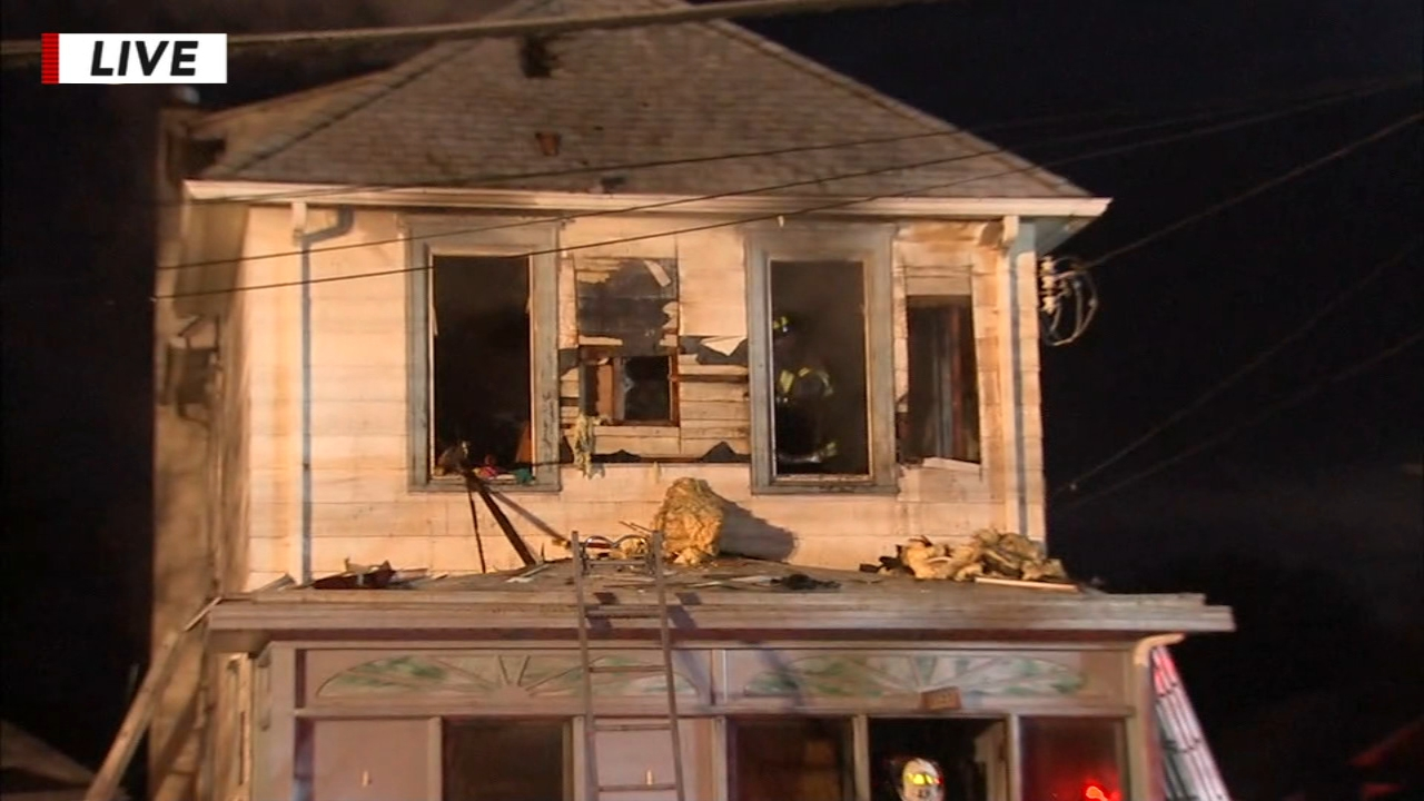 4 injured in Bristol Township fire. Katherine Scott reports during Action News Mornings on January 16, 2019.