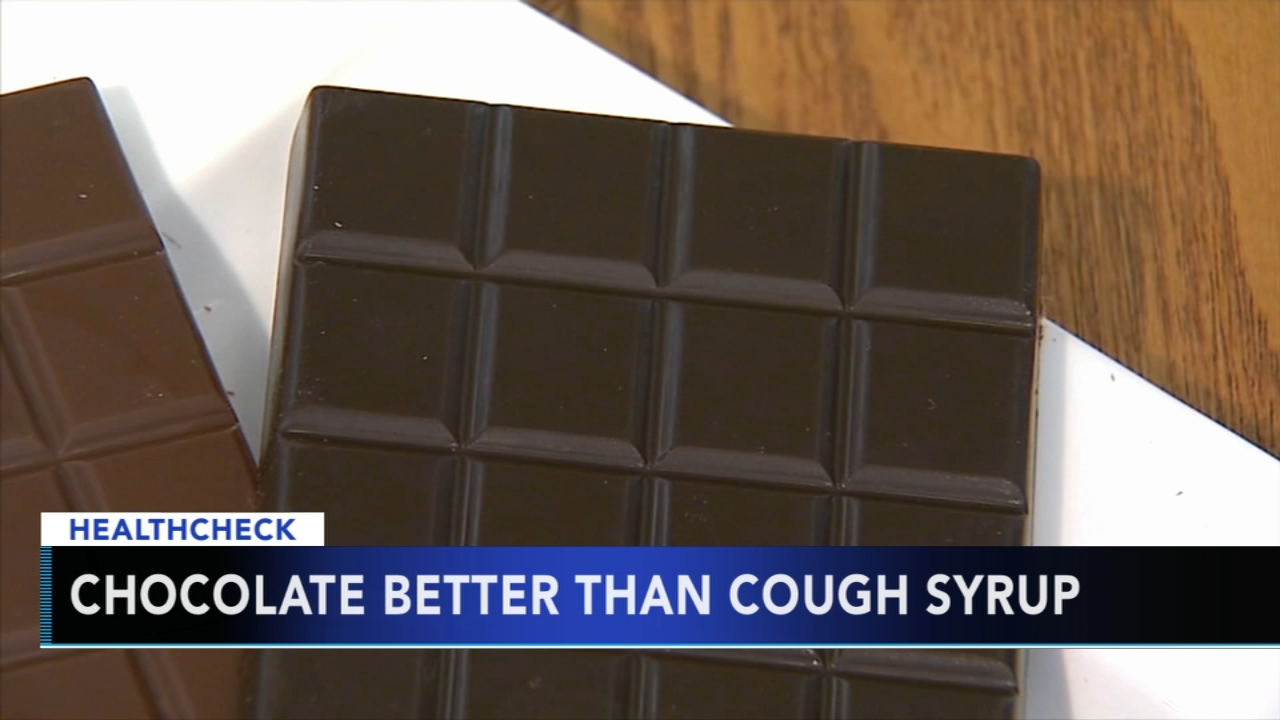 Study: Chocolate is best cure for your cough. Tamala Edwards reports during Action News Mornings on January 16, 2019.