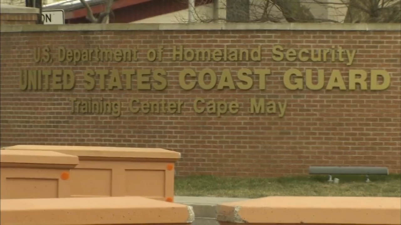 Cape May community pitches in to help Coast Guard members during government shutdown: John Rawlins reports on Action News at 4 p.m., January 16, 2019