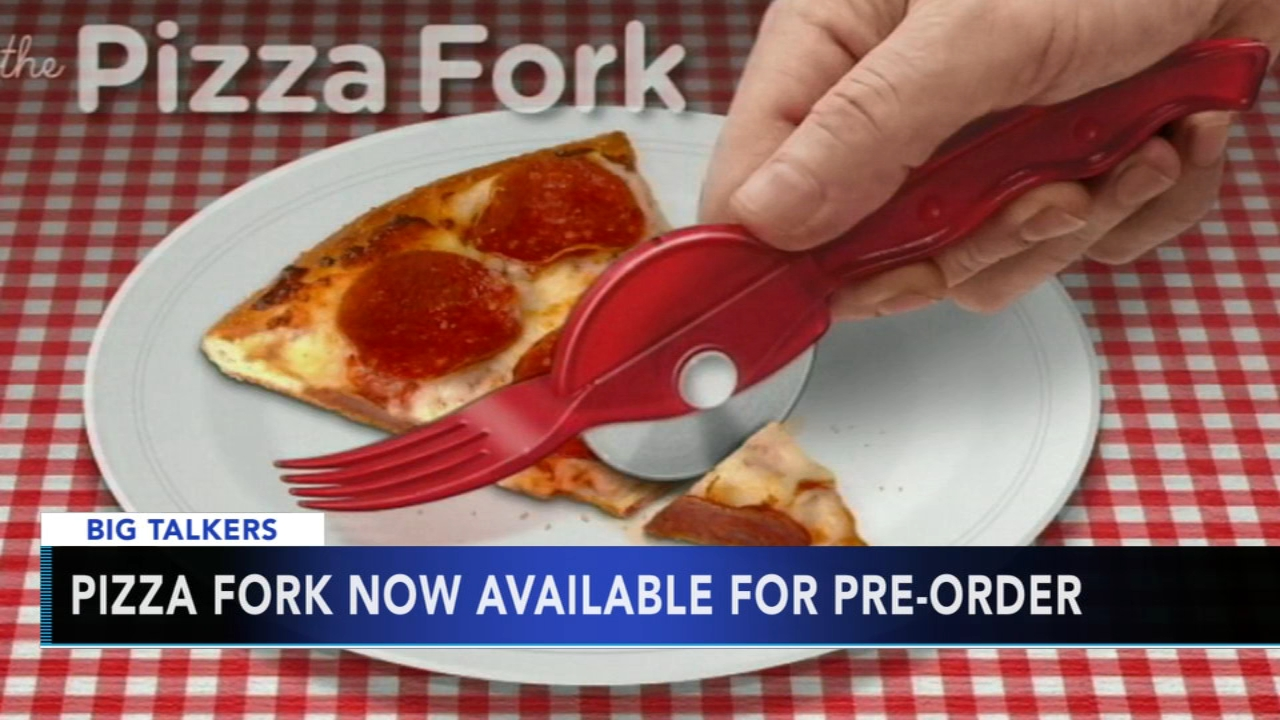 Do you eat your pizza with a fork? Alicia Vitarelli reports during Action News at 4:30 p.m. on January 16, 2019.