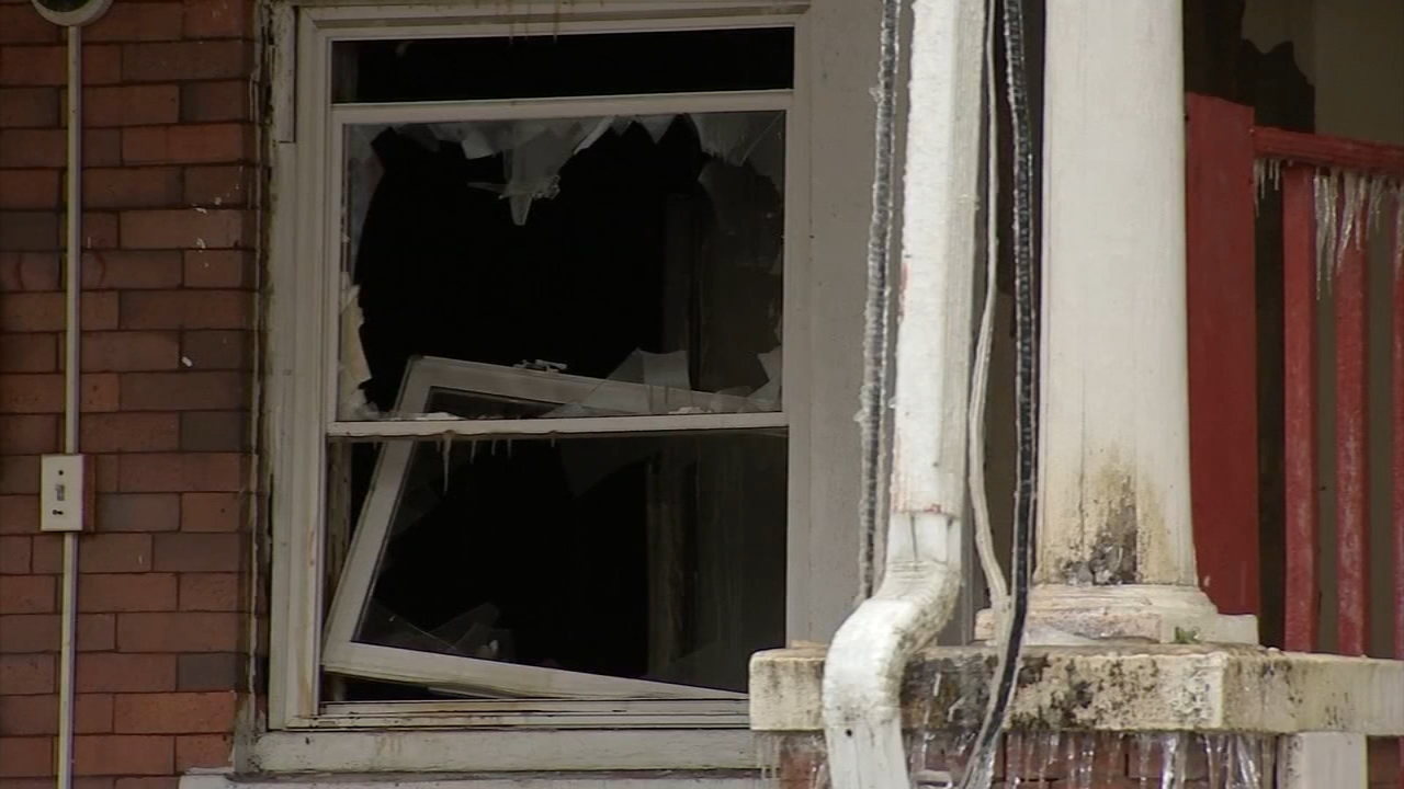 3 families homeless following multi-house fire in Trenton: Gray Hall reports on Action News at 5 p.m., January 16, 2019
