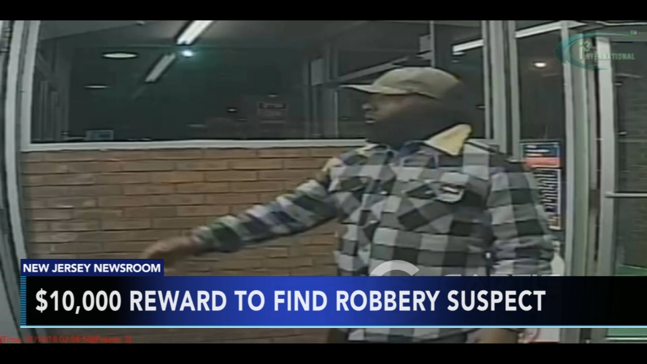 $10K reward in Salem County Rite Aid robbery. Matt ODonnell reports during Action News Mornings on January 17, 2019.