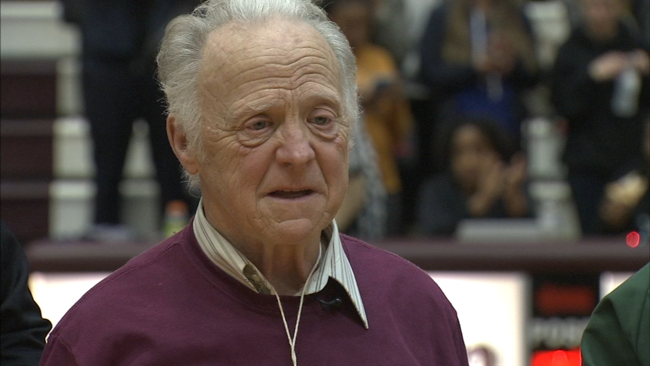 Abington High School honors beloved custodian: as seen on Action News at 11 p.m., January 17, 2019