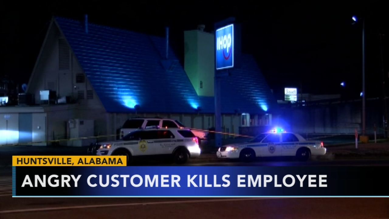 Angry customer kills employee at Alabama IHOP. Matt ODonnell reports during Action News Mornings on January 17, 2019.