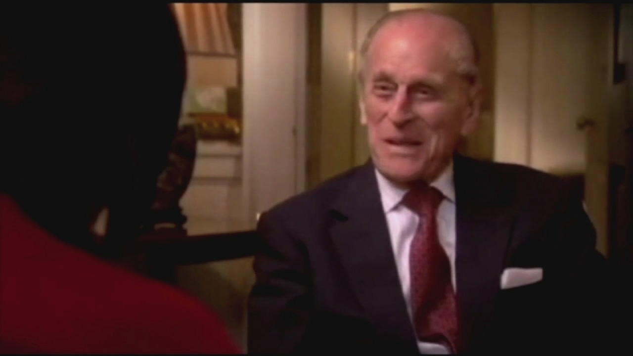 Britain's Prince Philip, queen's husband, in car accident