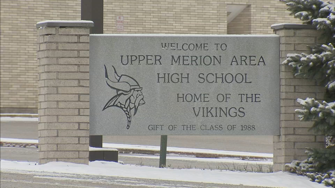FBI investigates Upper Merion Area School District threat. Katherine Scott reports during Action News at 4 p.m. on January 18, 2019.