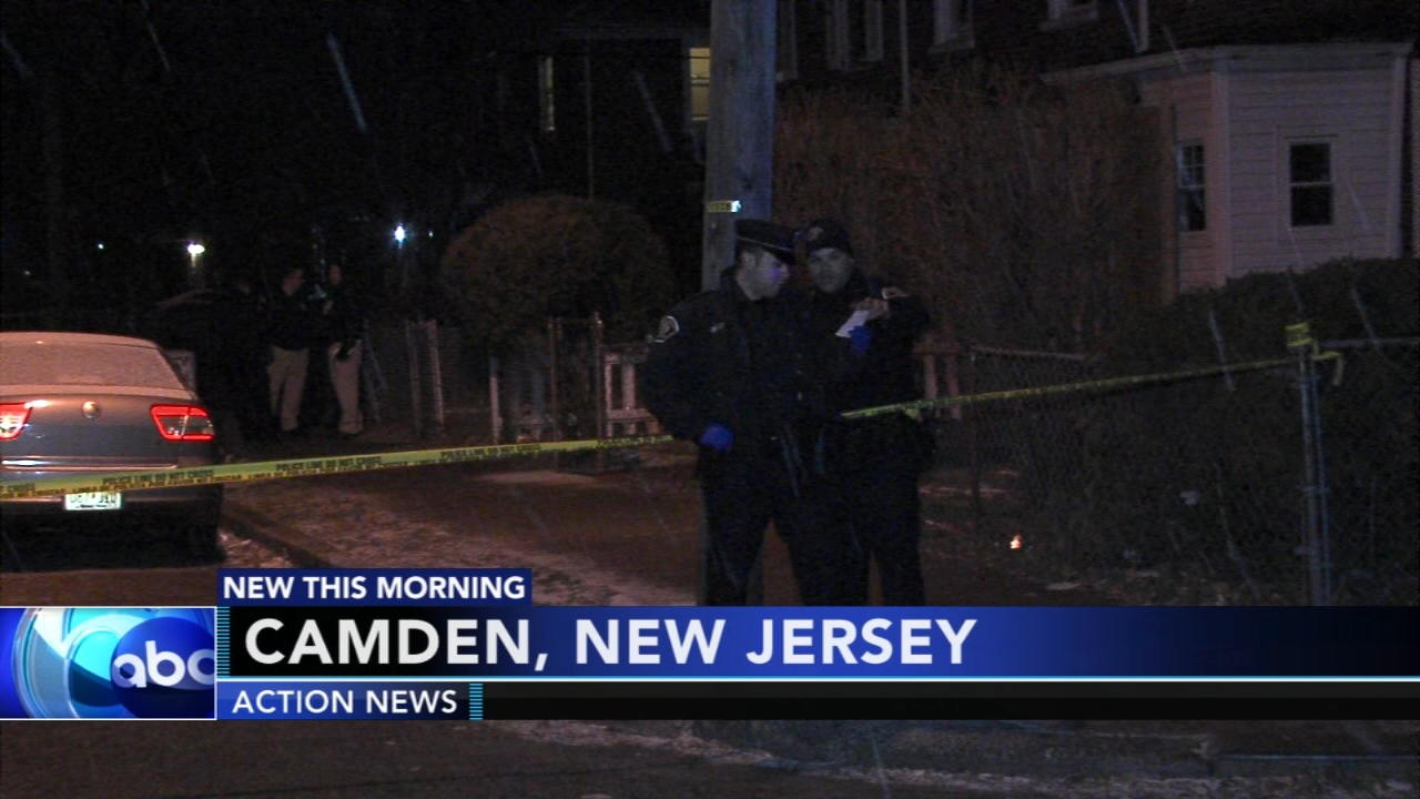Man, woman shot in Camden. Matt ODonnell reports during Action News Mornings on January 18, 2019.