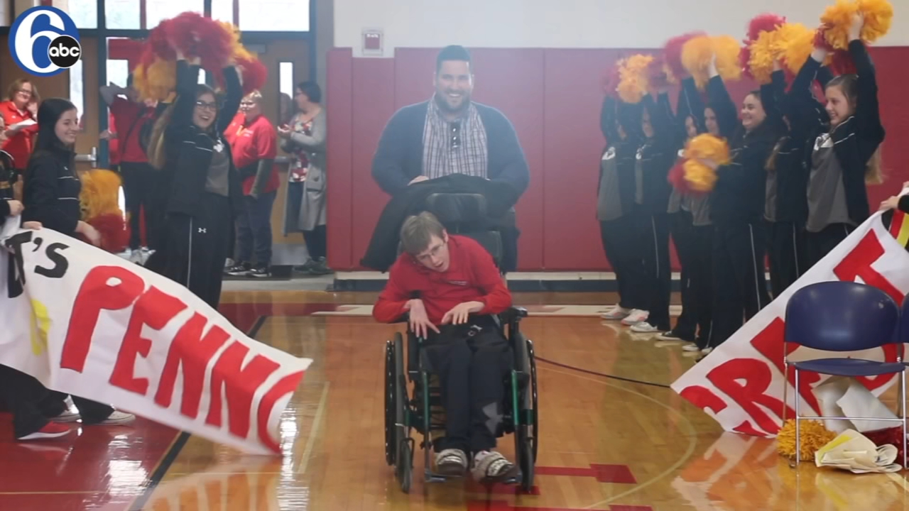 Students at Penncrest High School in Media, PA came together at their third annual Special Olympics Unified Bocce tournament!