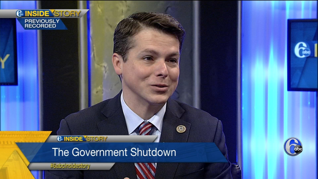 Monica Malpass goes one-on-one with Representative Brendan Boyle on the shutdown and latest on the Trump administration.