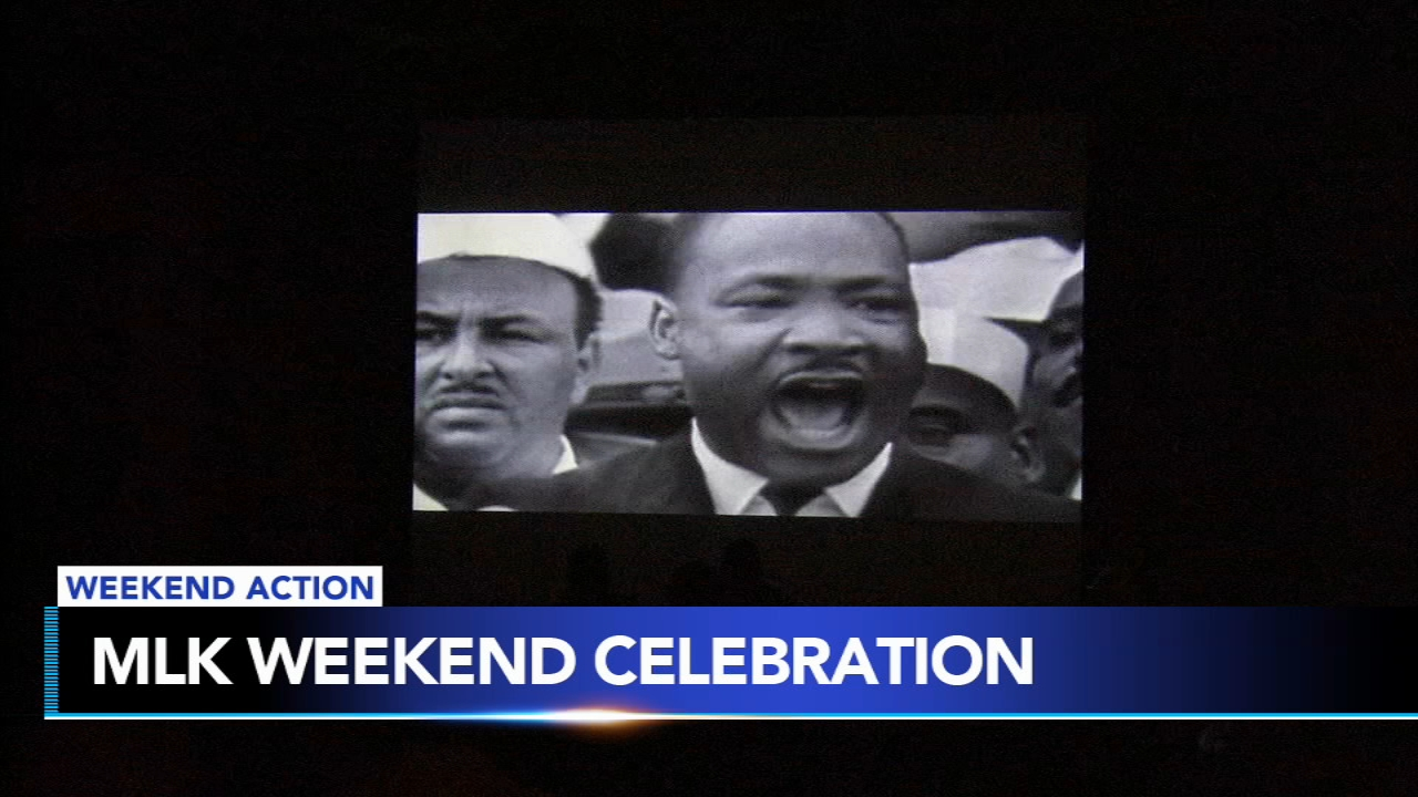 Weekend Action: MLK Weekend celebrations, Swing at the Kimmel and more