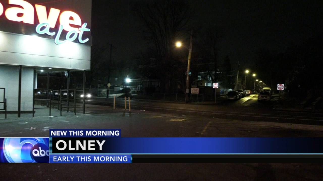 Teen shot behind Save-A-Lot in Olney. Gray Hall reports during Action News at 6 a.m. on January 19, 2019.