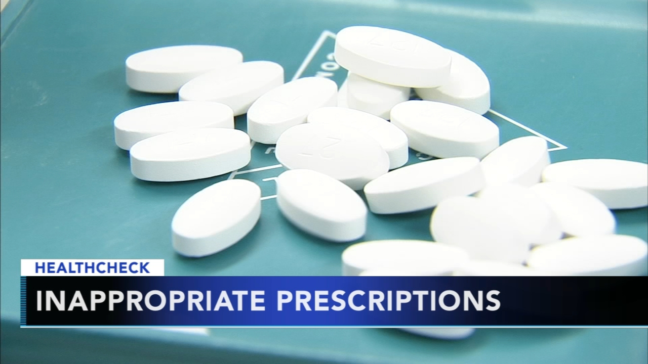 Study shows 23-percent of antibiotics are improperly prescribed. Nydia Han reports during Action News at noon on January 20, 2019.