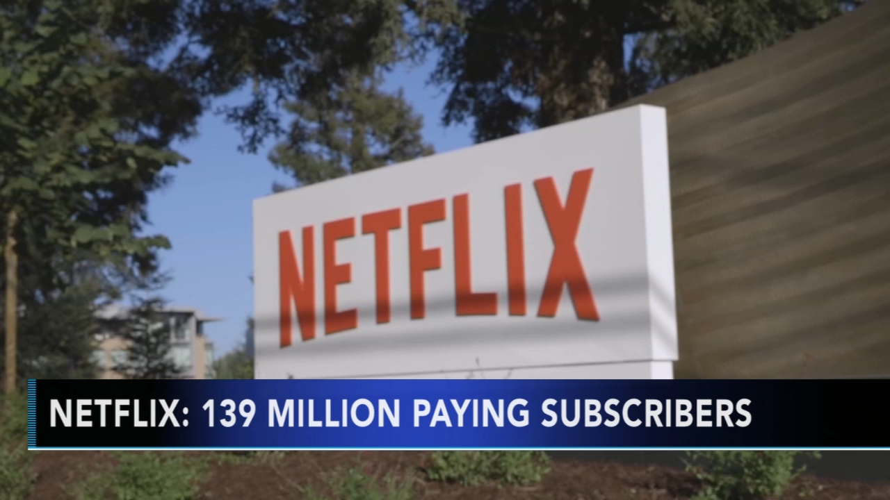 Netflix sees big increase in subscribers. Gray Hall reports during Action News at 9 a.m. on January 20, 2019.