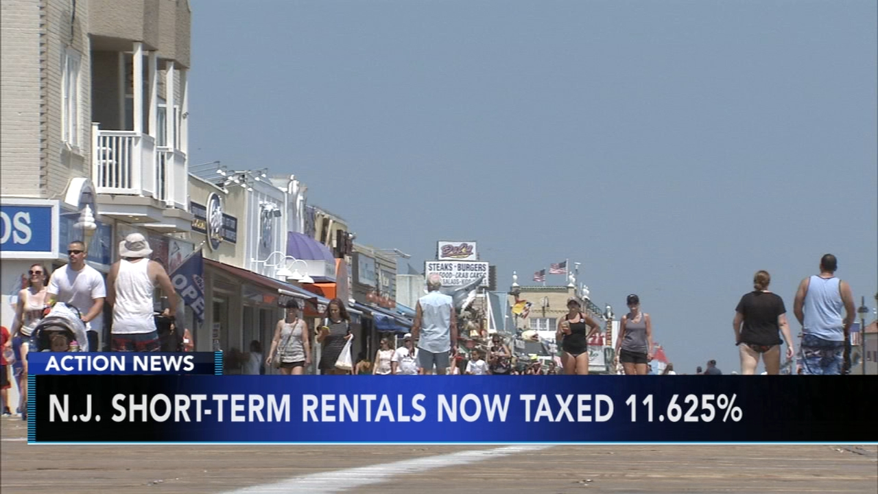 New rental tax worries some shore renters, homeowners. Nydia Han reports during Action News at 9 a.m. on January 20, 2019.