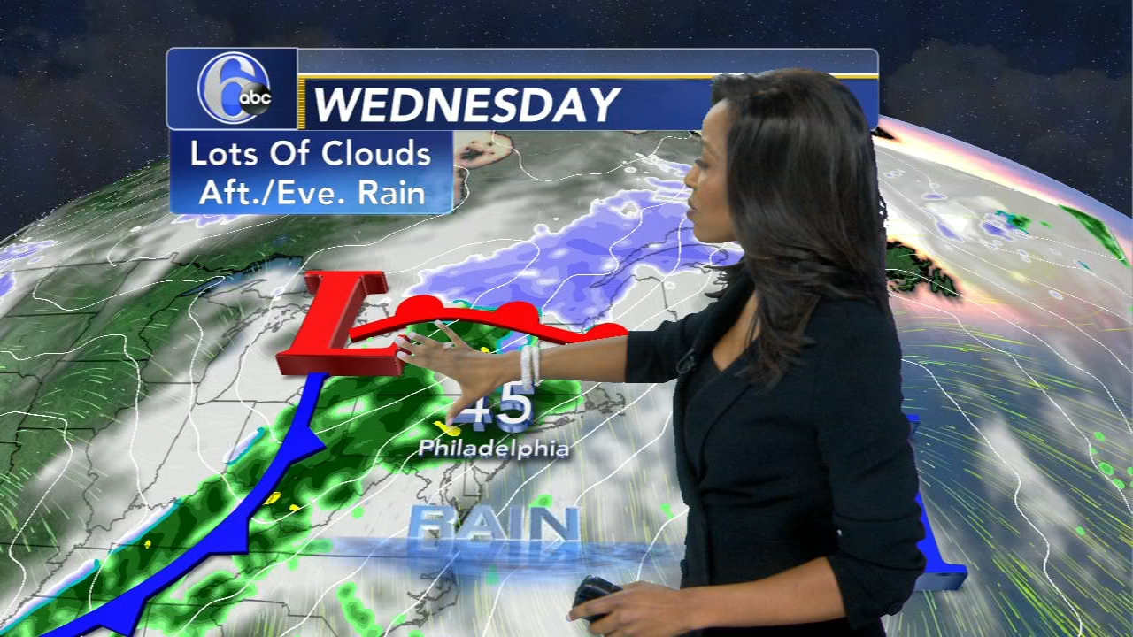 Melissa Magee has the latest from AccuWeather on January 21, 2019.