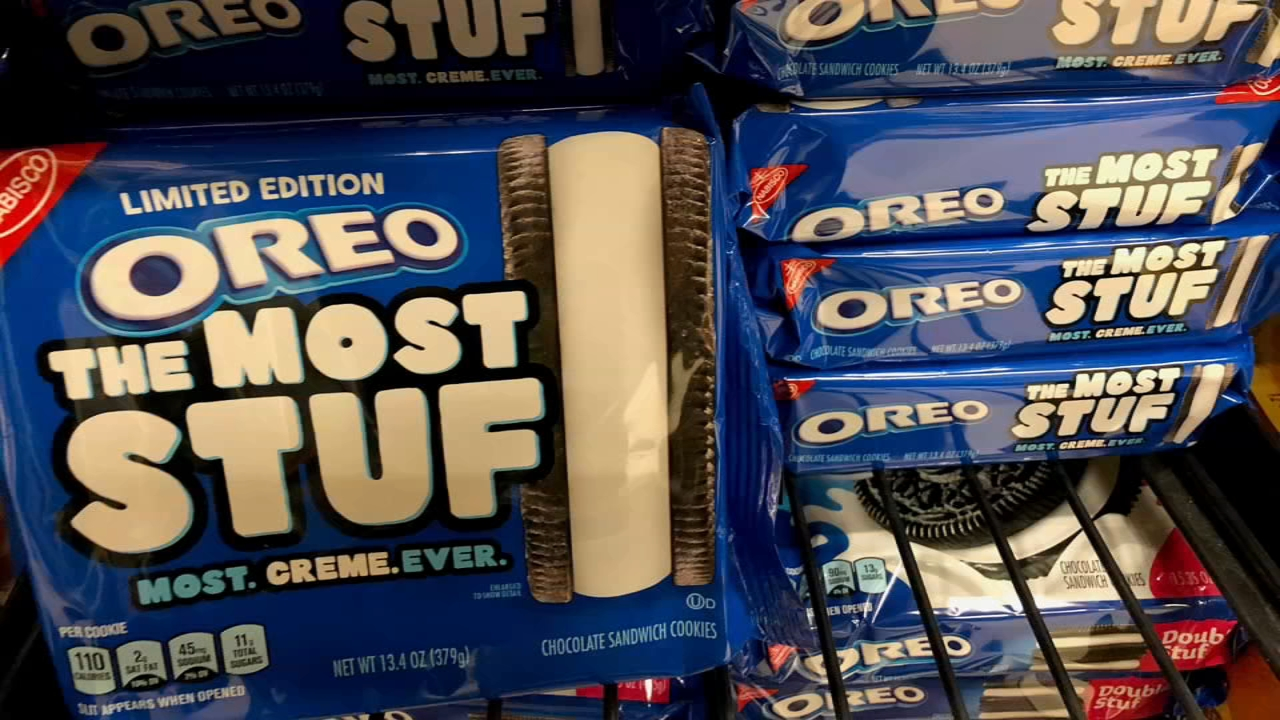 Oreo releases The Most Stuf. 6abc.com report on January 21, 2019.