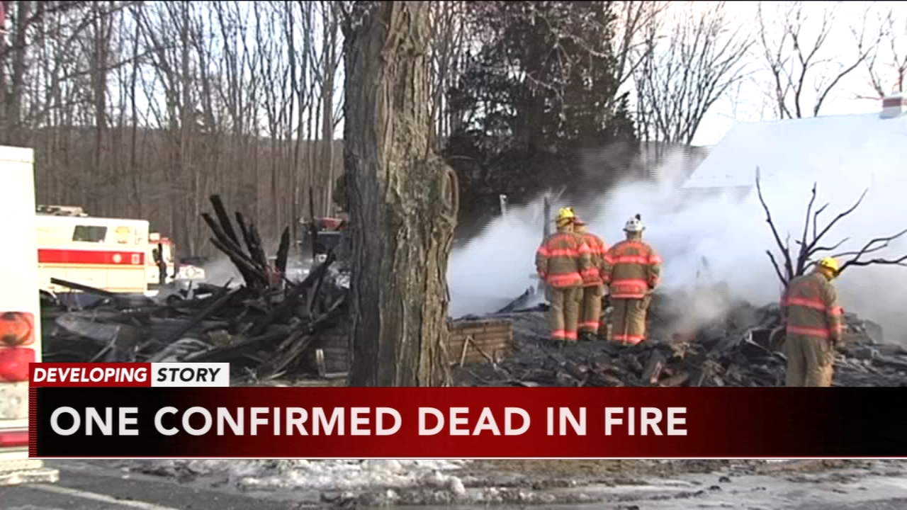 Body found, father and son missing after house explosion in Northampton County. Watch the report from Katie Katro on Action News at 4 p.m. on January 21, 2019.