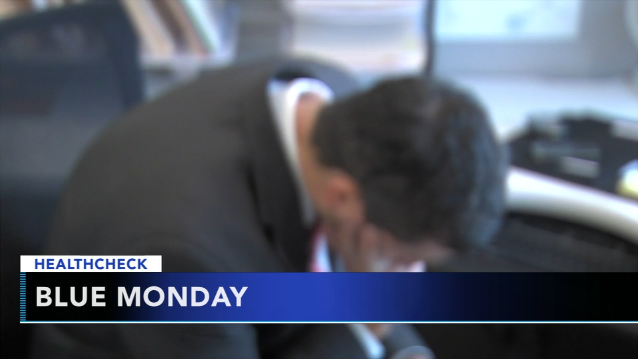 3rd Monday in January is Blue Monday. Matt ODonnell reports during Action News Mornings on January 21, 2019.