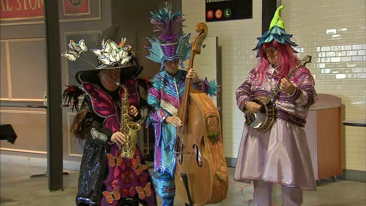 Mummers Mardi Gras moves to South Philadelphia: as seen on Action News at 4 p.m., January 22, 2019