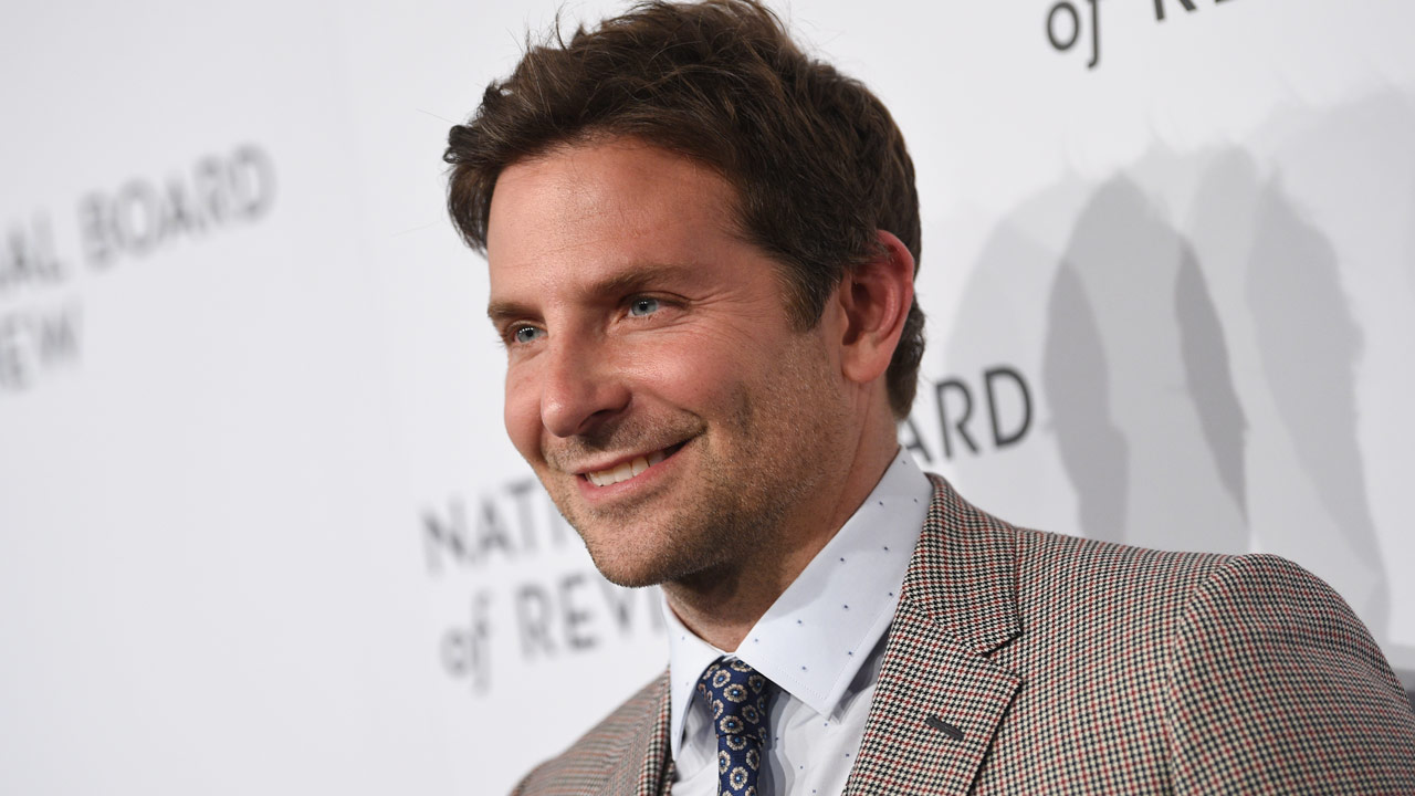 Bradley Cooper attends the National Board of Review awards gala at Cipriani 42nd Street on Tuesday, Jan. 8, 2019, in New York.