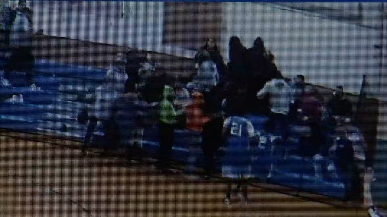 6 charged after a brawl at 8th grade basketball game in NJ. Watch this report from Action News at 5pm on January 23, 2019.