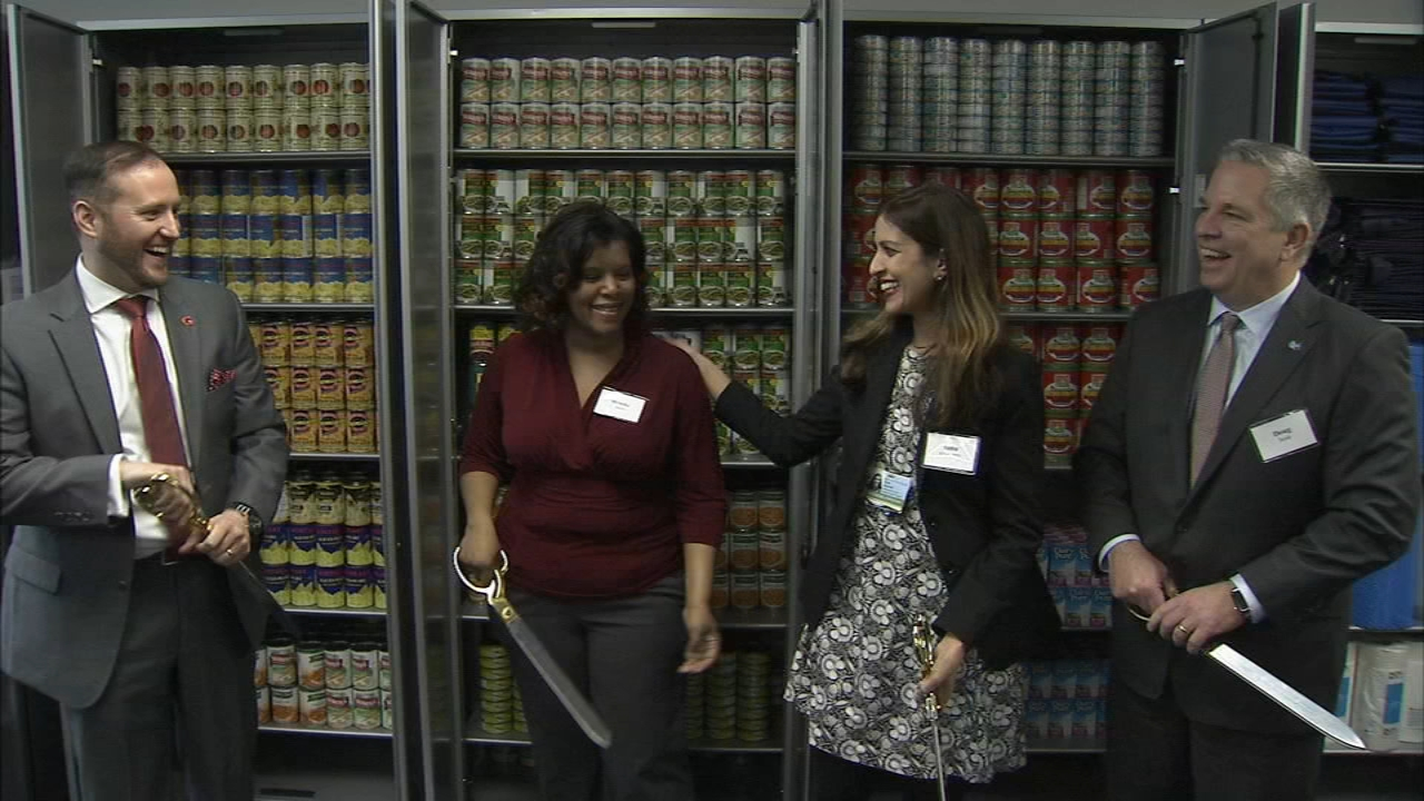 Childrens Hospital of Philadelphia launches first pediatric food pharmacy: Ali Gorman reports during Action News at 4pm on January 23, 2019.