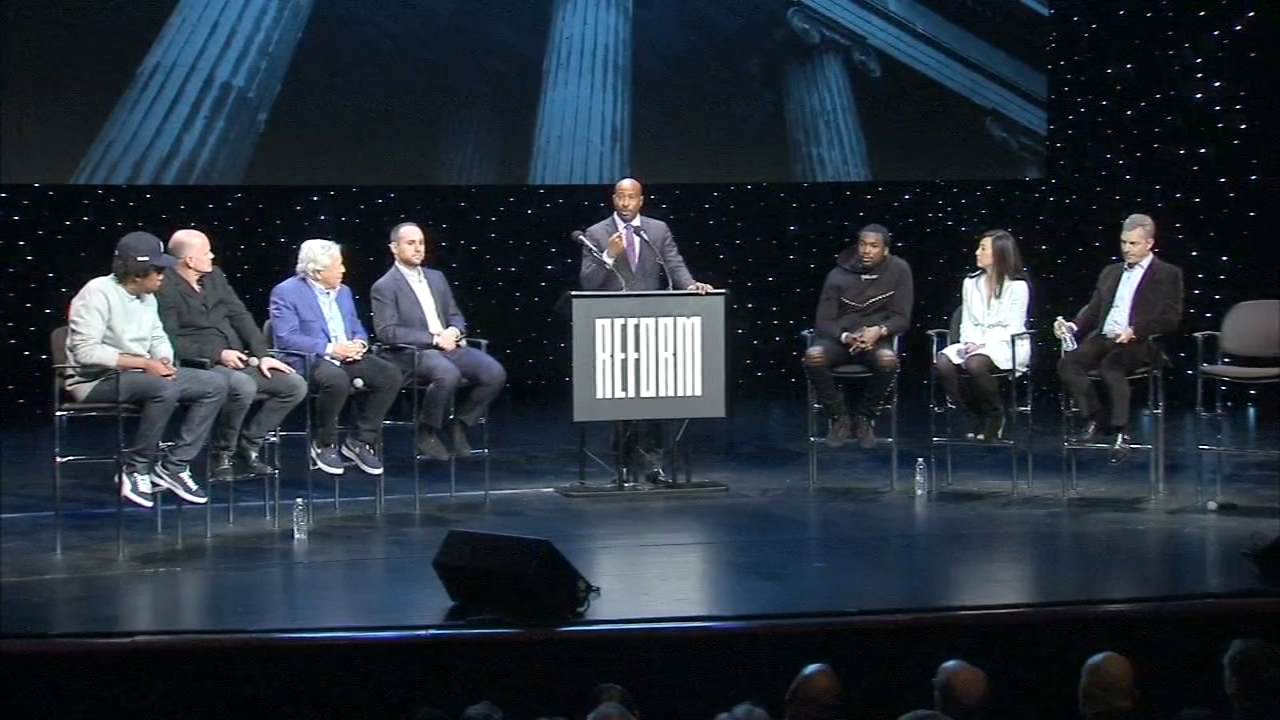 Meek Mill, Jay-Z announce start of criminal justice reform effort. Sharrie Williams reports during Action News at 6 p.m. on January 23, 2019.