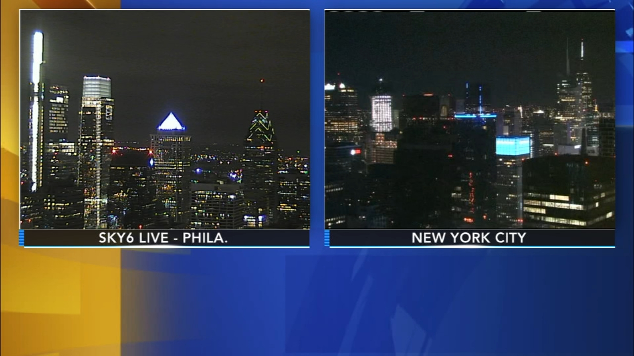 Survey says people cant tell Philly, NYC skylines apart. Jeannette Reyes reports during Action News Mornings on Janaury 23, 2019.