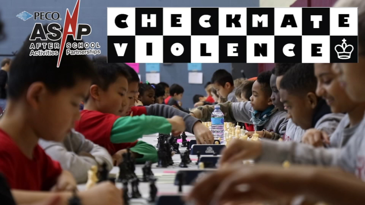 CHECKMATE: Hundreds of students are going head-to-head in chess matches this weekend!