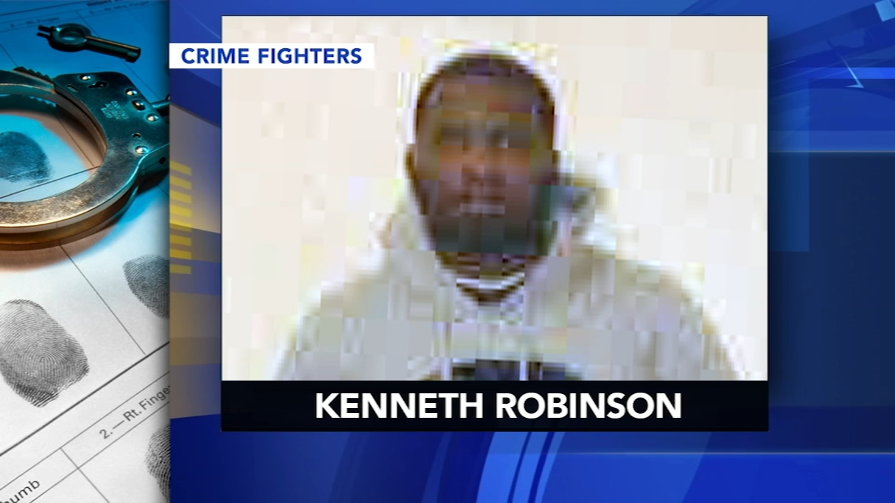 Crime Fighters: Who killed Kenneth Robinson? Watch the report from Rick Williams on Action News at 10 p.m. on January 26, 2019.