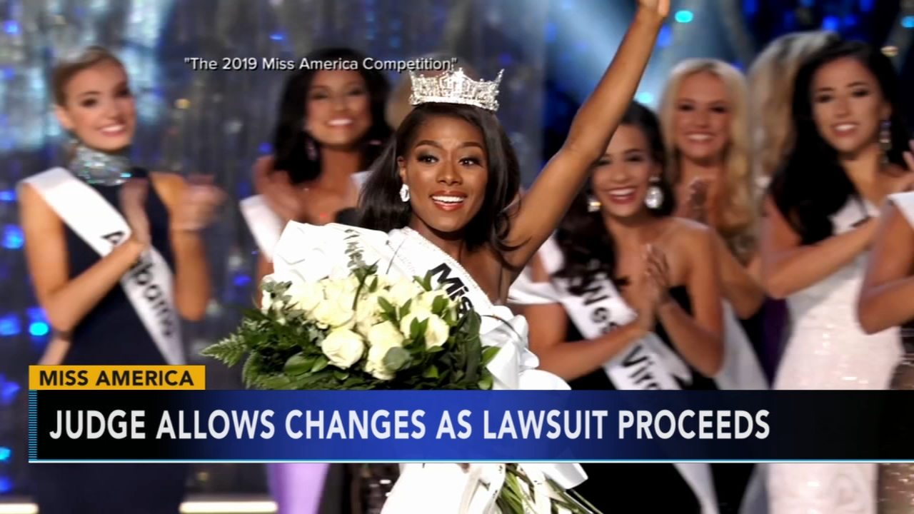 Judge wont block Miss America Organization from state changes. Gray Hall reports during Action News at 6 a.m. on January 26, 2019.
