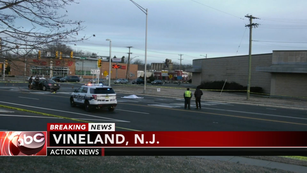 Pedestrian killed after being struck by vehicle in Vineland. Gray Hall reports during Action News at 9 a.m. on January 26, 2019.