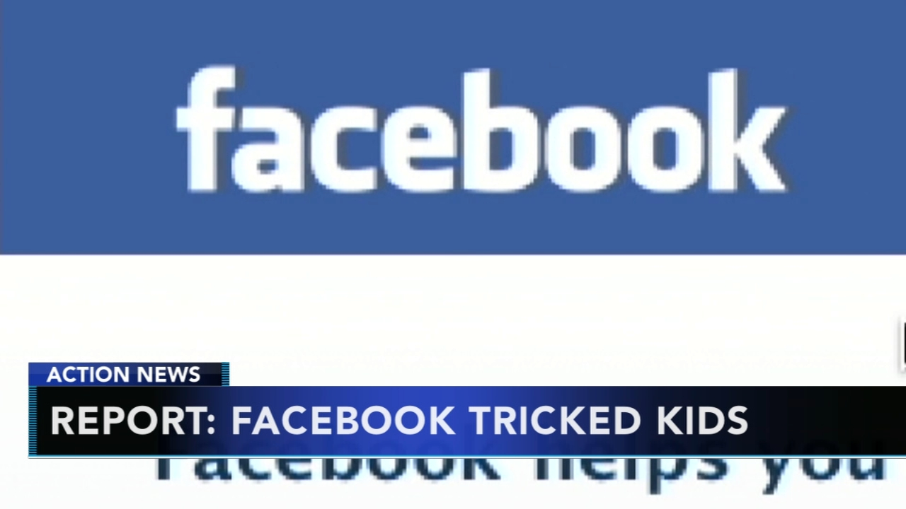 Facebook accused of tricking children, parents into spending money on the platform. Nydia Han reports during Action News at 6 a.m. on January 27, 2019.